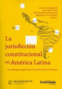 La jurisdicción constitucional en América Latina.