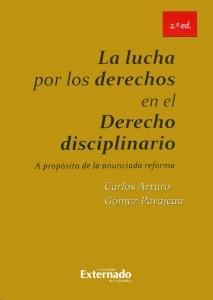La lucha por los derechos en el derecho disciplinario.