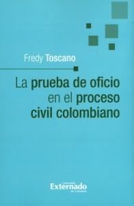 La prueba de oficio en el proceso civil colombiano