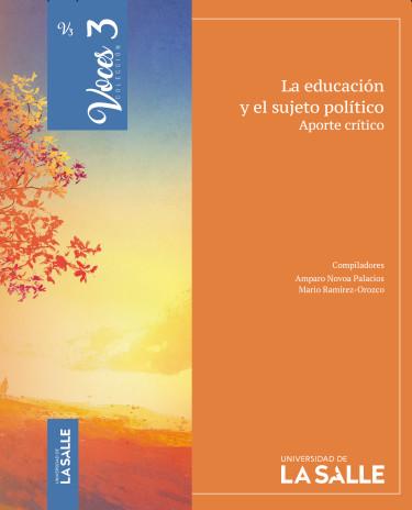 La educación y el sujeto político