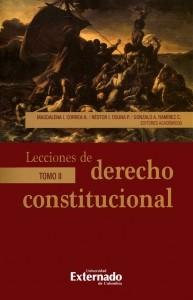 Lecciones de Derecho Constitucional. Tomo II