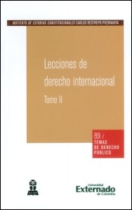 Lecciones de derecho internacional. Tomo II