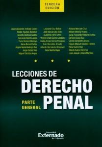 Lecciones de derecho penal: Parte general. 3ª Edición
