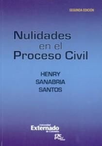 Nulidades en el proceso civil