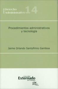 Procedimientos administrativos y tecnología