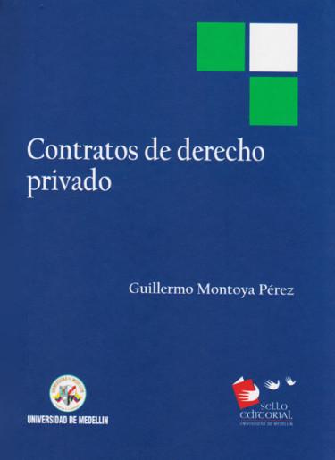 Contratos de derecho privado