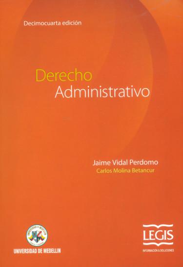 Derecho administrativo ( Decimocuarta edición)
