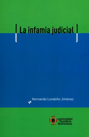 La infamia judicial