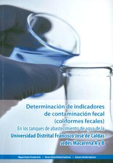 Determinación de indicadores de contaminación fecal (coliformes fecales).