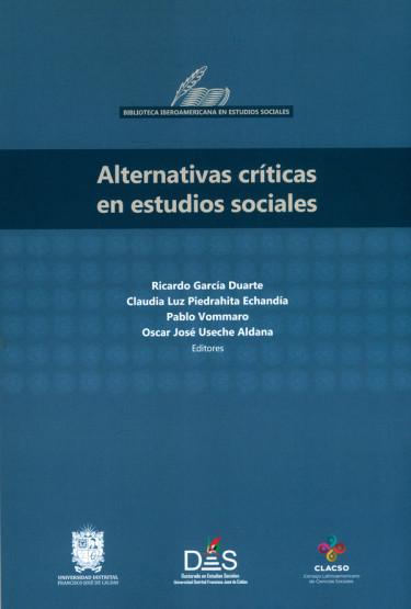 Alternativas críticas en estudios sociales