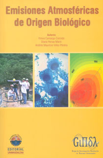 Emisiones atmosféricas de origen biológico