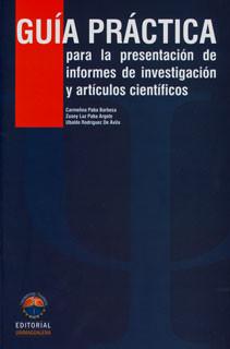 Guía practica para la presentación de informes de investigación y artículos científicos