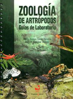 Zoología de artrópodos: guías de laboratorio