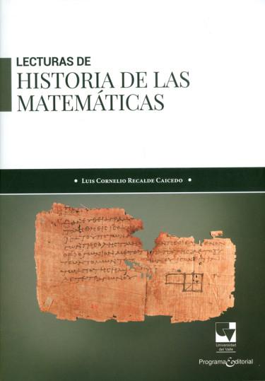 Lecturas de historia de las matemáticas