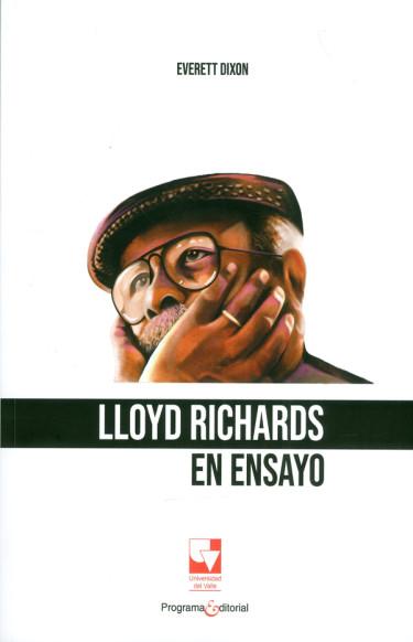 Lloyd Richards en ensayo