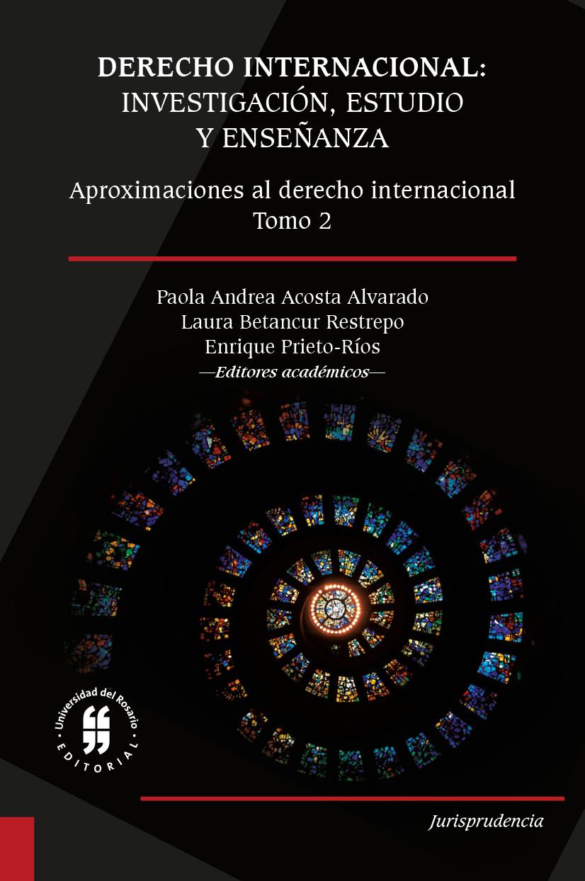 Derecho internacional: investigación, estudio y enseñanza.