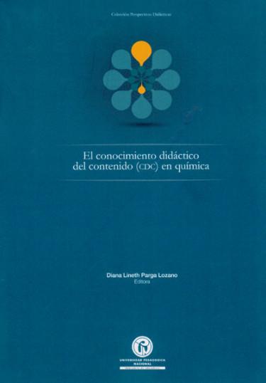 El conocimiento didáctico del contenido (CDC) en química