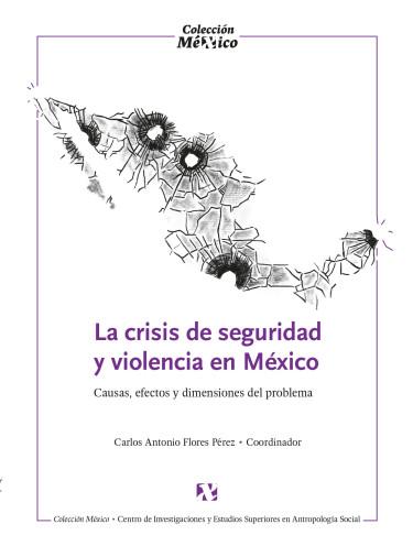 La crisis de seguridad y violencia en México.