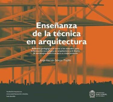 Enseñanza de la técnica en arquitectura