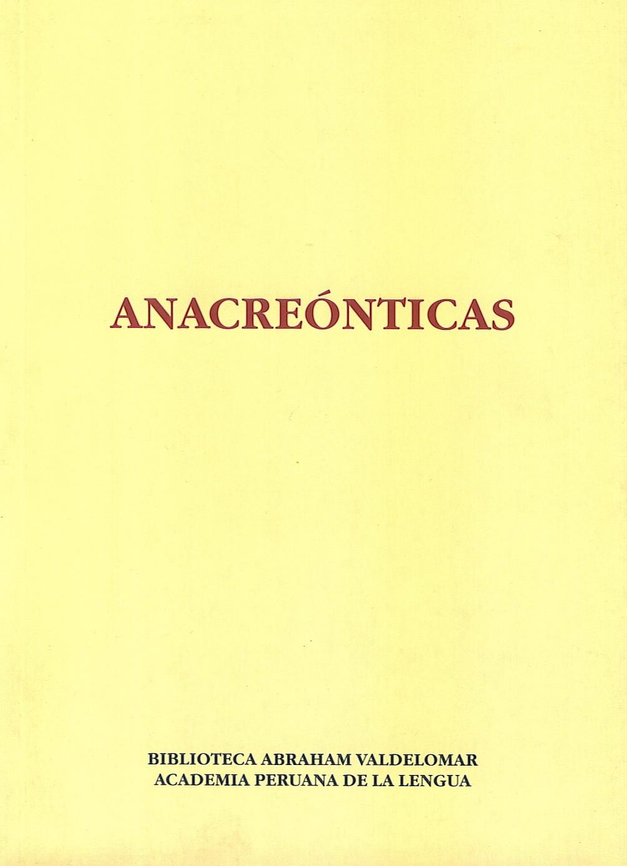 Anacreónticas