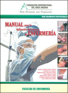 Manual para la aplicación del proceso de enfermería