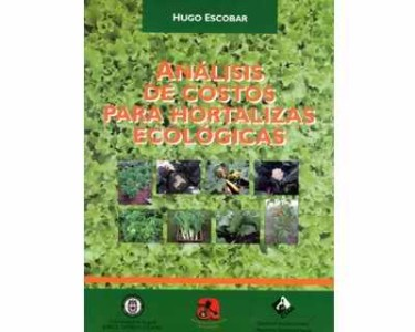 Análisis de costos para hortalizas ecológicas