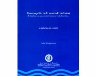 Oceanografía de la ensenada de Gaira