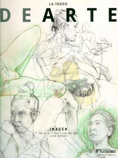 Revista La Tadeo DEARTE. N°.4