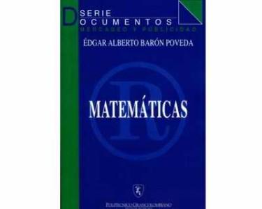 Matemáticas para Mercadeo y Publicidad