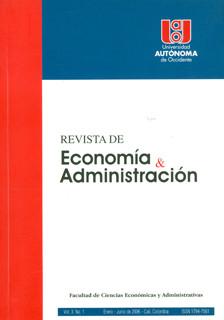 Revista de Economía & Administración.