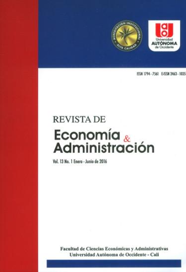 Revista de economía y administración