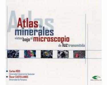 Atlas de minerales vistos bajo el microscopio de luz transmitida