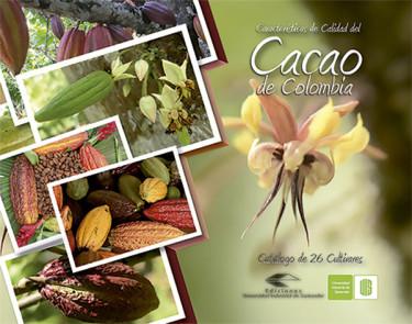 Características de calidad del cacao de Colombia