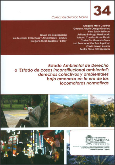 Estado ambiental de derecho o