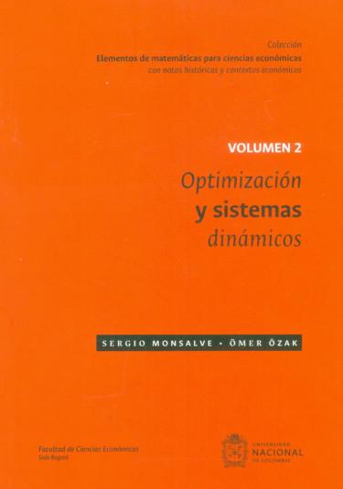 Optimización y sistemas dinámicos Vol. 2