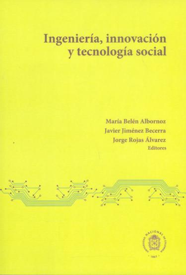 Ingeniería, innovación y tecnología social