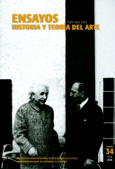 Revista Ensayos. Historia y teoría del arte
