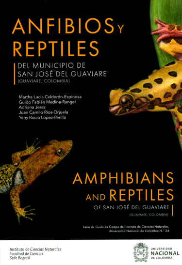Anfibios y reptiles del municipio de San José del Guaviare (Guaviare-Colombia)