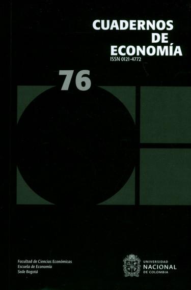 Cuadernos de Economía N°. 76