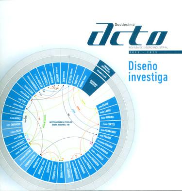Duodécimo acto. Revista de diseño industrial 2012-2015