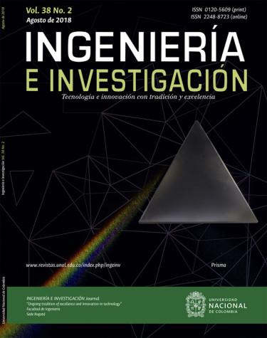 Revista ingeniería e investigación. Tecnología e innovación con tradición y excelencia. Vol.38 N°.2