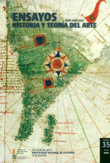 Revista Ensayos historia y teoría del arte. N°.35. Vol.XXII