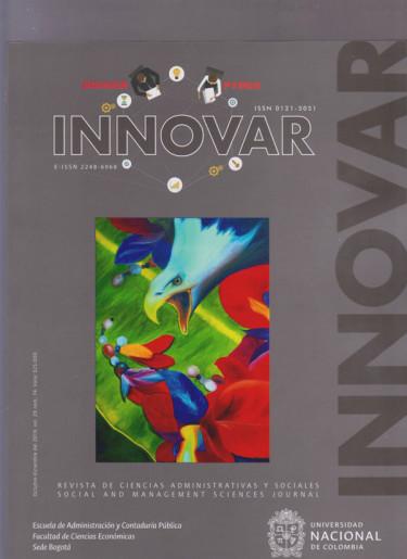 Revista Innovar Vol. 29 N°. 74