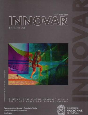 Revista Innovar Vol. 29 N°. 73