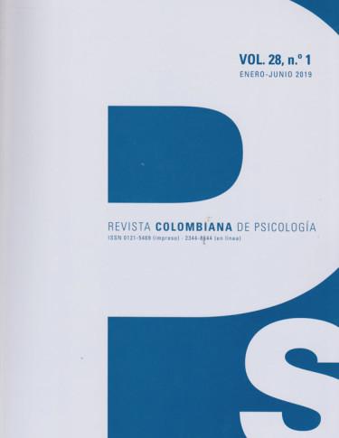 Revista Colombiana de Psicologia Vol.28 N.1