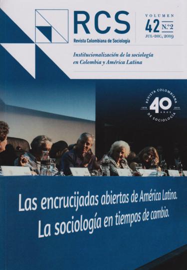 Revista Colombiana de Sociología Vol. 42 N.2