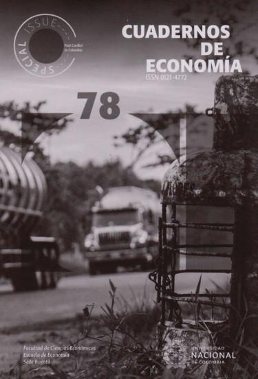 Cuadernos de Economía N°. 78