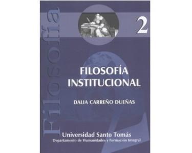 Filosofía Institucional. No. 2