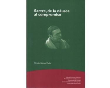 Sartre, de la náusea al compromiso