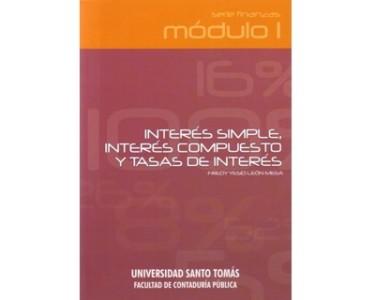 Interés simple, interés compuesto y tasas de interés